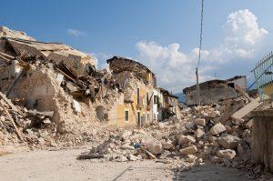 震度5以上の地震